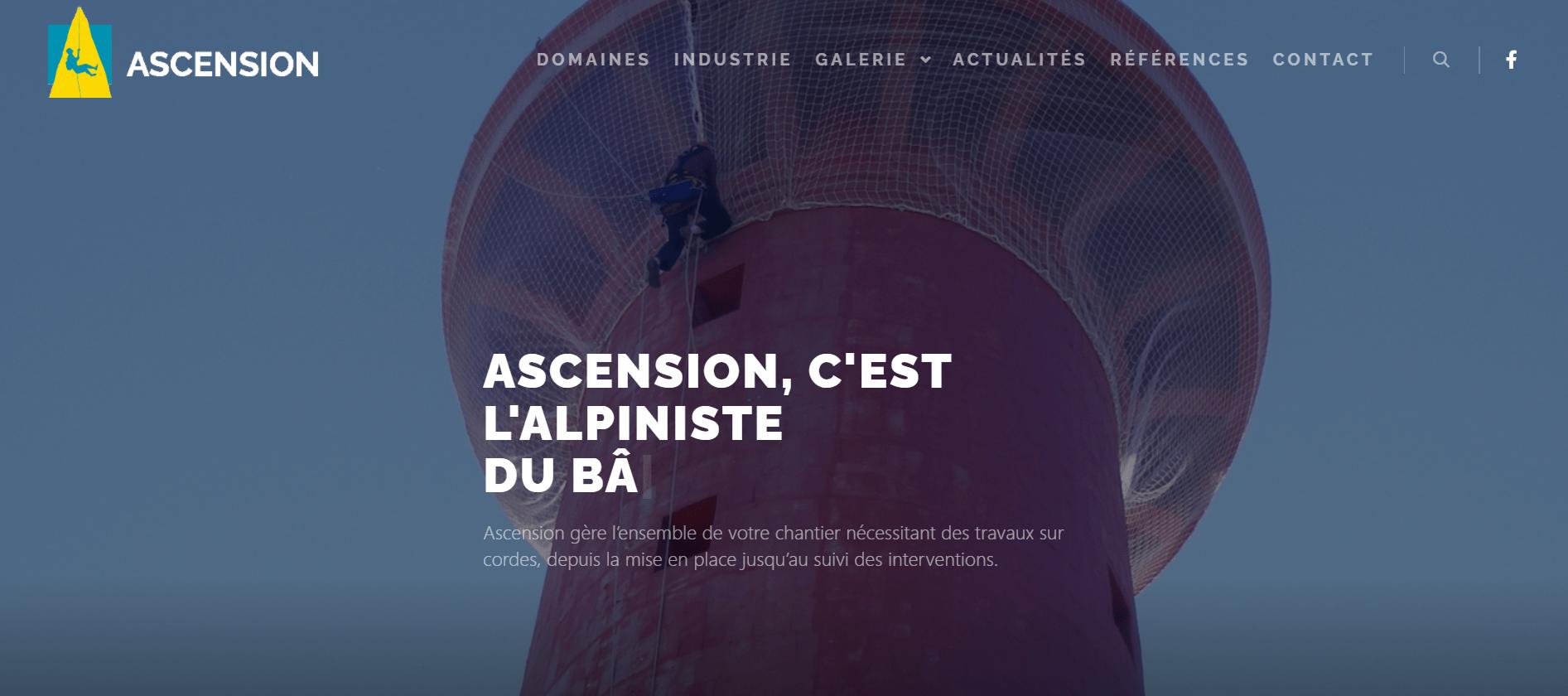 site internet ascension